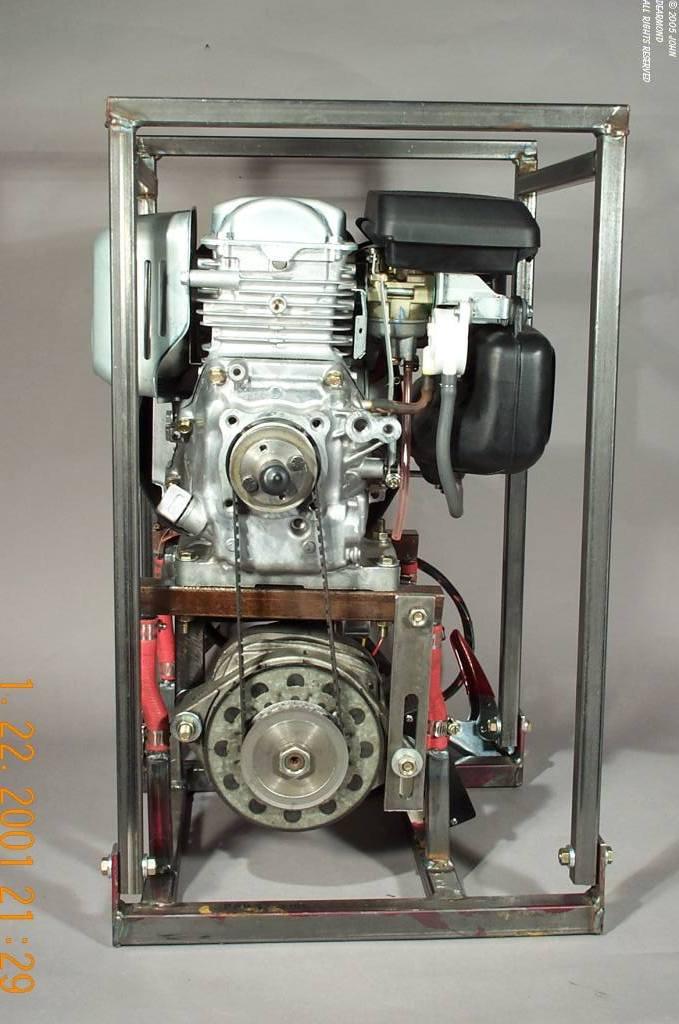 Honda generators (John De Armond)